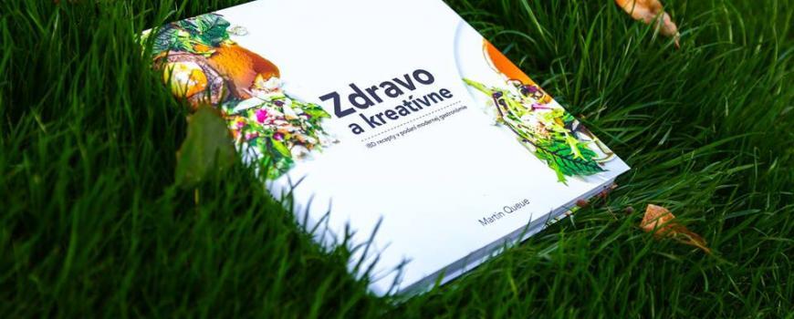 Kuchárska kniha Zdravo a kreatívne